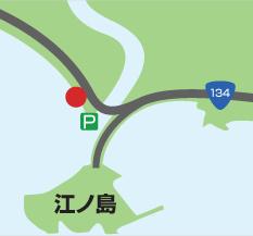 イルキャンティビーチェ地図